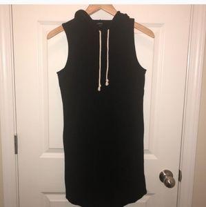 Fashion Nova Ambiance Hooded Hoodie Dress